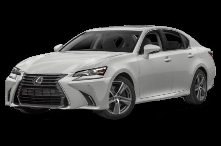 New 2017 Lexus GS 350 Exterior
