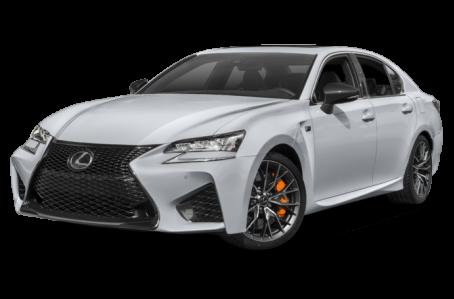 New 2017 Lexus GS F Exterior