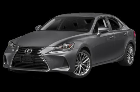 New 2017 Lexus IS 300 Exterior