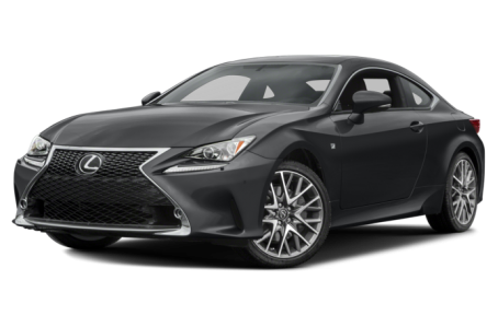 New 2017 Lexus RC 300 Exterior