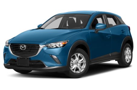 New 2017 Mazda CX-3 Exterior