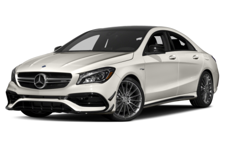 New 2017 Mercedes-Benz AMG CLA 45 Exterior