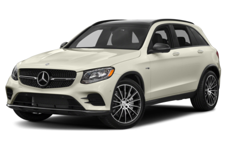 New 2017 Mercedes-Benz AMG GLC 43 Exterior