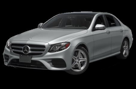New 2017 Mercedes-Benz E-Class Exterior