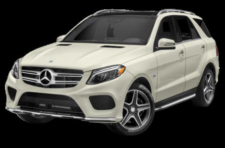 New 2017 Mercedes-Benz GLE 550e Exterior