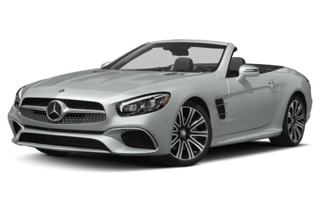 New 2017 Mercedes-Benz SL 450 Exterior