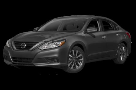 New 2017 Nissan Altima Exterior