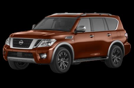 New 2017 Nissan Armada Exterior