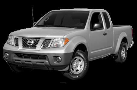 New 2017 Nissan Frontier Exterior