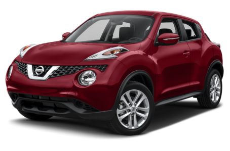 New 2017 Nissan Juke Exterior