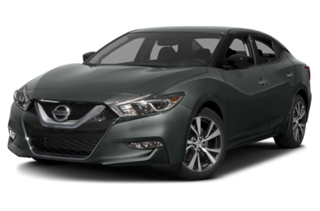 New 2017 Nissan Maxima Exterior