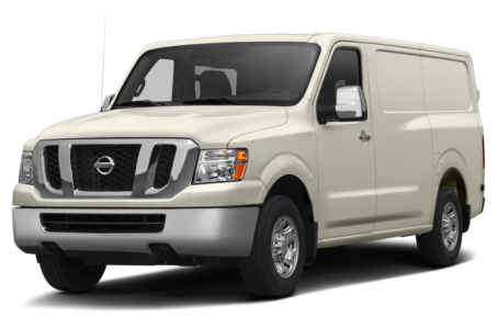 New 2017 Nissan NV Cargo NV2500 HD Exterior