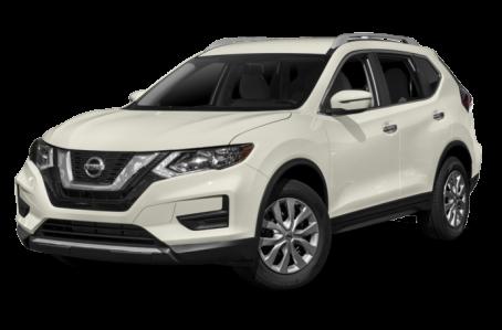 New 2017 Nissan Rogue Exterior