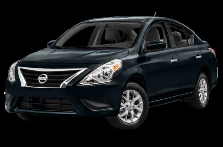New 2017 Nissan Versa Exterior