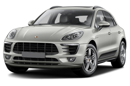 New 2017 Porsche Macan Exterior