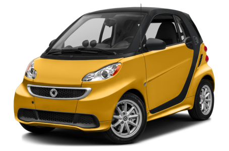 New 2017 smart fortwo electric drive
