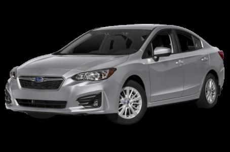 New 2017 Subaru Impreza Exterior