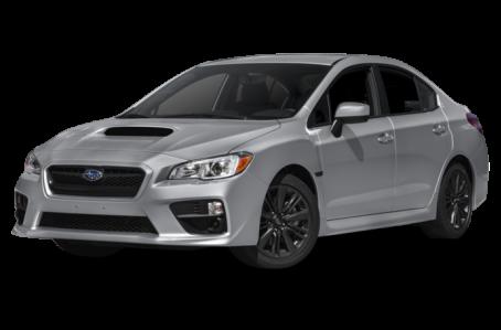 New 2017 Subaru WRX Exterior