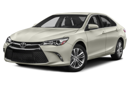 New 2017 Toyota Camry Exterior