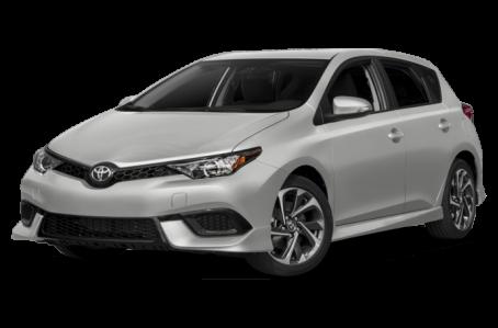New 2017 Toyota Corolla iM Exterior