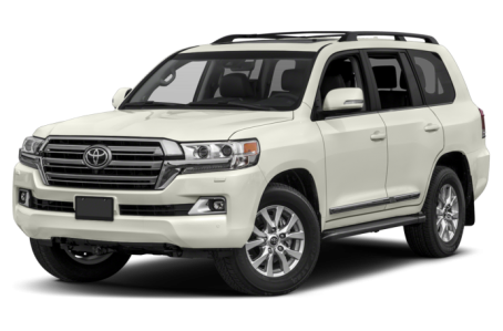 New 2017 Toyota Land Cruiser Exterior