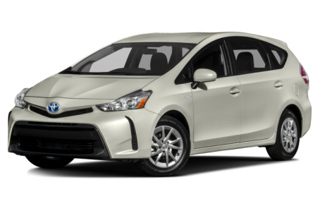 New 2017 Toyota Prius v Exterior