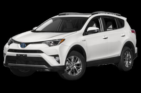 New 2017 Toyota RAV4 Hybrid Exterior