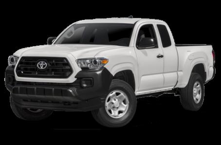 New 2017 Toyota Tacoma Exterior