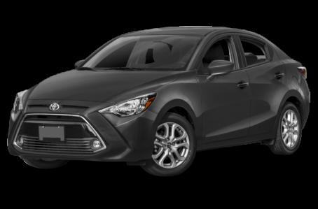 New 2017 Toyota Yaris iA Exterior