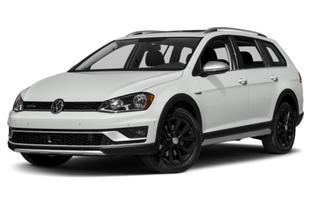New 2017 Volkswagen Golf Alltrack Exterior