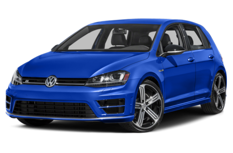 New 2017 Volkswagen Golf R Exterior