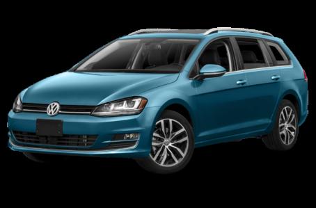 New 2017 Volkswagen Golf SportWagen Exterior