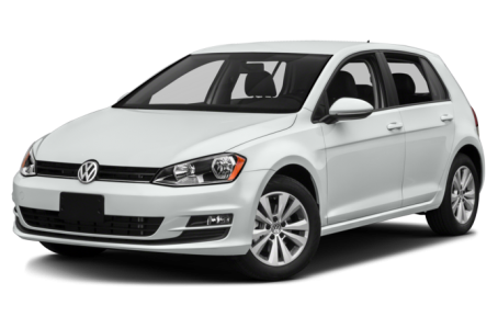 New 2017 Volkswagen Golf Exterior