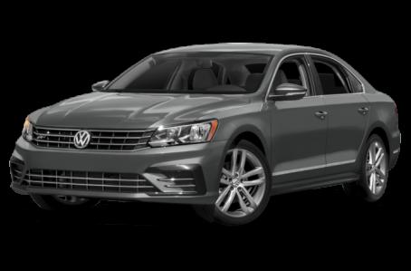 New 2017 Volkswagen Passat Exterior