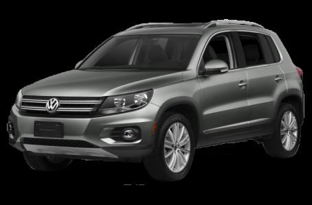 New 2017 Volkswagen Tiguan Limited Exterior