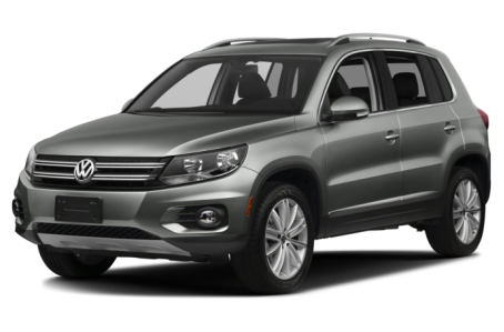 New 2017 Volkswagen Tiguan Exterior