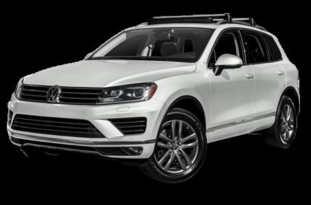 New 2017 Volkswagen Touareg Exterior