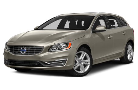 New 2017 Volvo V60 Exterior