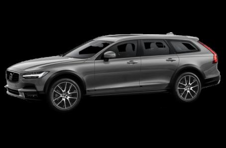 New 2017 Volvo V90 Cross Country Exterior