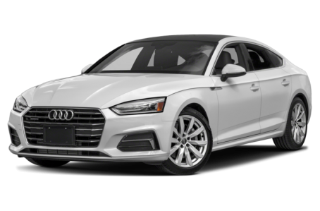 New 2018 Audi A5 Exterior