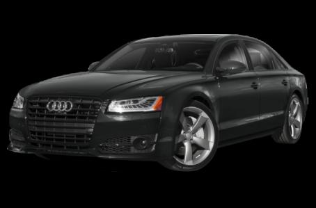 New 2018 Audi A8 Exterior