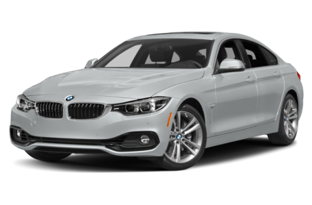 New 2018 BMW 440 Gran Coupe Exterior