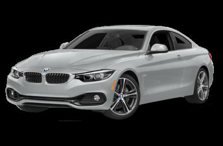 New 2018 BMW 440 Exterior