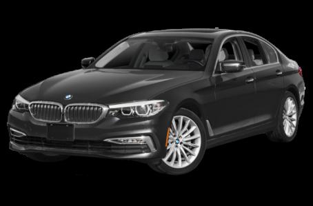 New 2018 BMW 530 Exterior