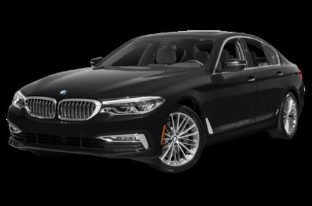 New 2018 BMW 540 Exterior
