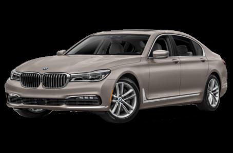 New 2018 BMW 750 Exterior