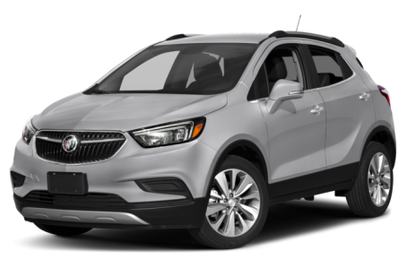 New 2018 Buick Encore Exterior
