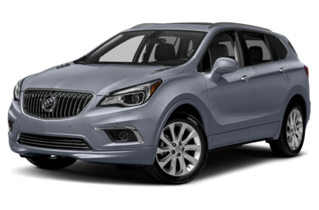 New 2018 Buick Envision Exterior