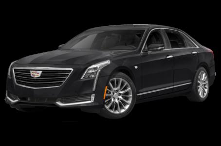New 2018 Cadillac CT6 Exterior
