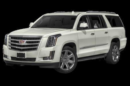 New 2018 Cadillac Escalade ESV